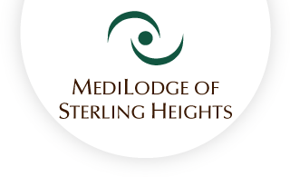 Medilodge of sterling heights web logo